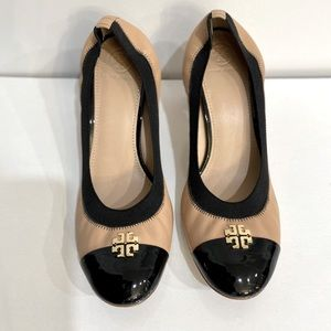 Authentic Tory Burch Jolie Classic Shoes